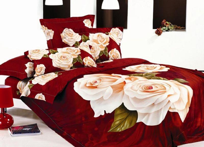 Комплект белья Le Vele Strast, 2-спальный, наволочки 50х70. 740/46740/46