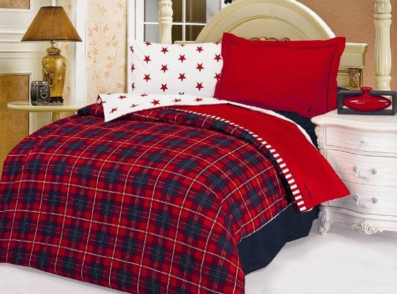 Комплект белья Le Vele American Dream, 2-спальный, наволочки 50х70. 740/69740/69