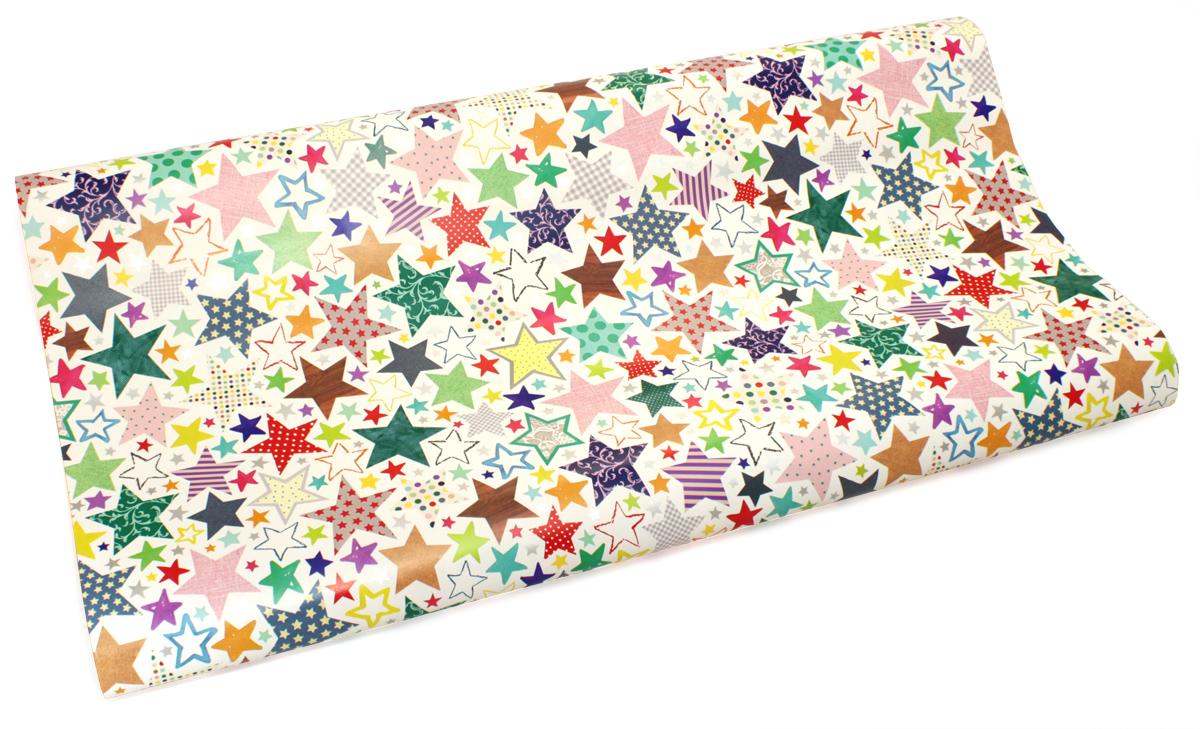 Бумага упаковочная Brunnen Linos, 70 х 200 см287116-60\STWНевероятная по красоте подарочная бумага. Подарочная бумага поможет украсить подарок, цветы и маленькие безделушки. Купили бумагу? Не забудьте купить ленточки, ведь без них образ не будет закончен.