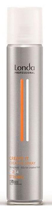 Моделирующий спрей Londa Transition для волос, сильная фиксация, 300 мл0990-81545259Профессиональный моделирующий спрей Londa Transition с микрополимерами 3D-Sculpt остается эластичным в течение 1 минуты после нанесения и позволяет внести в прическу финальные штрихи. Не перегружает волосы.