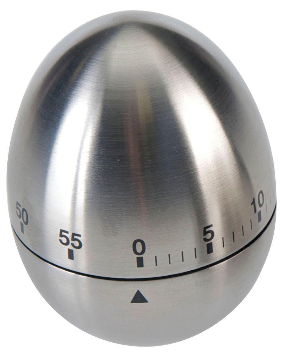 Таймер Axentia Яйцо, 60 мин253560Механический таймер Axentia Яйцо, изготовленный из нержавеющей стали, станет вашим надежным помощником на кухне. Максимальное время, на которое вы можете поставить таймер, составляет 60 минут. Таймер украсит интерьер любой современной кухни, и теперь вы сможете без труда вскипятить молоко, отварить пельмени или вовремя вынуть из духовки аппетитный пирог. Таймер громко зазвенит, когда блюдо будет готово, поэтому вы можете себе позволить отвлечься на любимый фильм, не опасаясь, что у вас что-то подгорит или переварится.