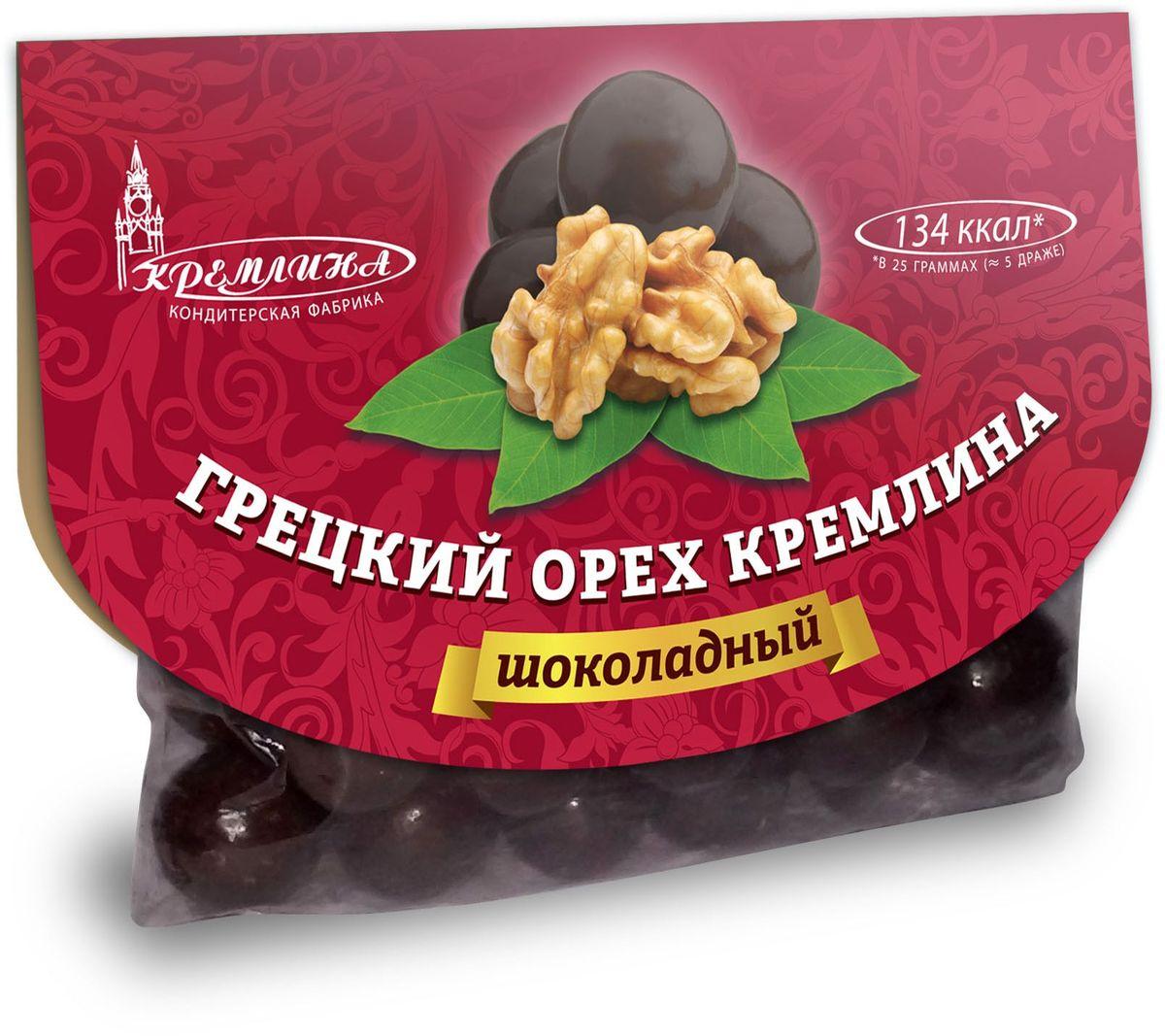 Кремлина Грецкий орех в шоколаде 135 г