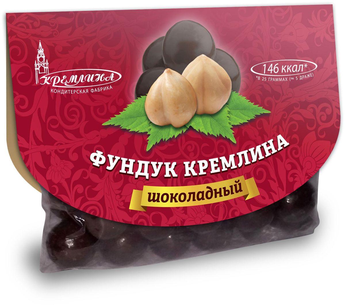 Кремлина Фундук в шоколаде, 135 г