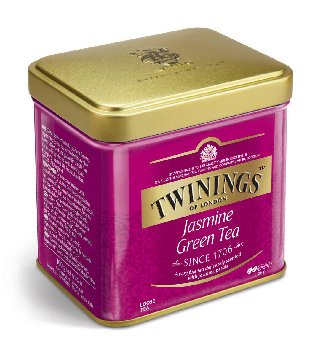 Twinings Jasmine чай зеленый, 100 г02066