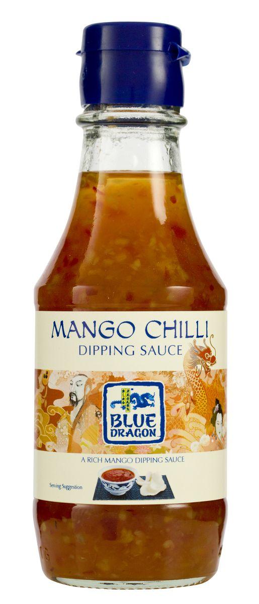 Blue Dragon Соус чили и манго, 190 мл220802/220260В качестве дип-соуса незаменим для: спринг-роллов, снеков. Добавляйте в сэндвичи и бутерброды с листьями.