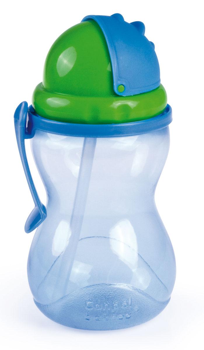 Canpol Babies Поильник от 12 месяцев 370 мл цвет синий