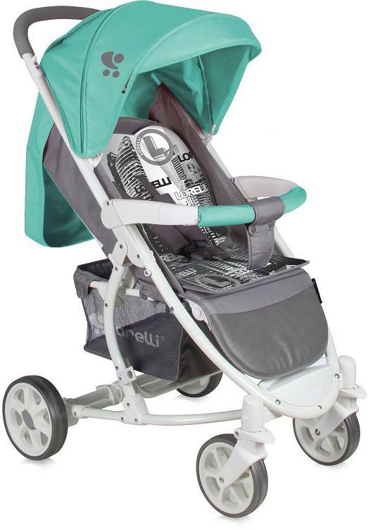 Lorelli Коляска прогулочная S-300 цвет зеленый3800151918653Lorelli S-300 - отличная детская прогулочная коляска, сочетающая в себе большое спальное место для ребенка, спинку, откладывающуюся горизонтально, большие колеса и удобство в использовании. Характеристика детской прогулочной коляски Lorelli S-300: - поворотные передние колеса с возможностью фиксации; - мягкая система амортизации и тормоза на задние колеса; - большой капюшон с дополнительным козырьком откладывается полностью до бампера. Капюшон трехсекционный, на молнии. На капюшоне есть окошко для мамы. Внутри коляска оснащена мягким двухсторонним вкладышем для малыша. Коляска имеет 3 положения наклона спинки вплоть до лежачего. Подножка также регулируется. Передняя ручка-бампер съемная, предоставляет полный доступ к ребенку. Коляска оснащена пятиточечными ремнями безопасности с мягкими накладками. Наличие хлястика между ножек позволяет не всегда пристегивать ребенка ремнями безопасности. При нажатии кнопок снимаются передние и задние колеса. ...