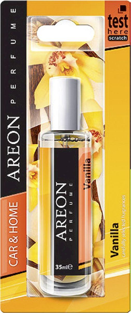 Ароматизатор автомобильный Areon Vanilla, спрей, 35 мл704-APC-01