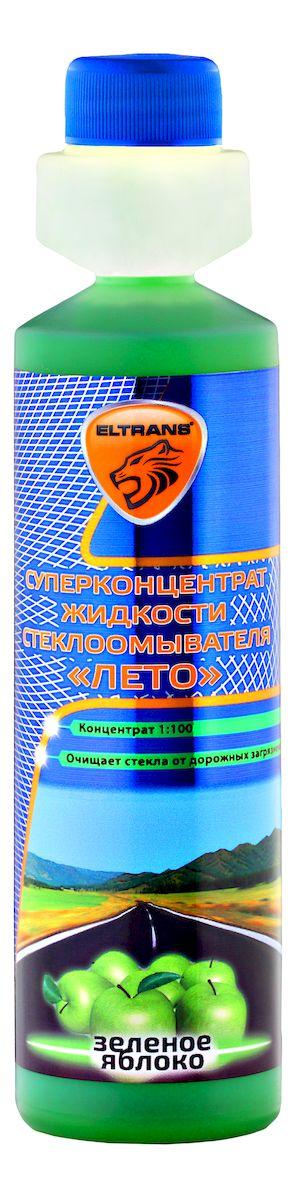 Суперконцентрат летней жидкости стеклоомывателя Элтранс