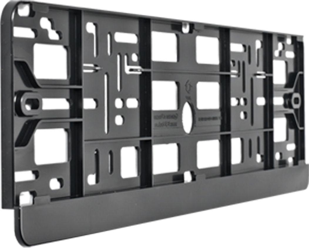 Рамка номерного знака ГлавдорGL-68Рамка изготовлена из высокопрочного пластика. Универсальное крепление. Монтаж на поверхность сложной формы. Сохраняет свойства при низких температурах. Минимально допустимая температура эксплуатации: -50°C, +50°C.