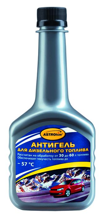 Антигель Astrohim, депрессорная присадка для топлива на 30-60 л, 300 мл. АС-119АС-119Антигель Astrohim Ас-119 депрессорная присадка для топлива на 30-60 л, 300 мл