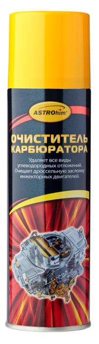 """Очиститель карбюратора и воздушной заслонки """"ASTROhim"""", 335 мл"""