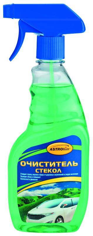 Очиститель стекол Astrohim, спрей, 500 мл. АС-375АС-375Очиститель стекол Astrohim Ас-375 Color Wax спрей, 500 мл