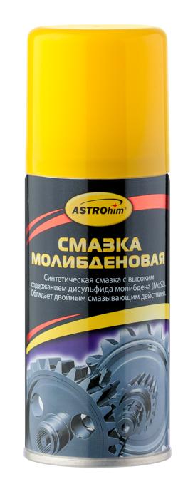 Смазка молибденовая ASTROhim, 140 млАС-4541Смазка молибденовая ASTROhim - уникальный смазочный материал для смазки шкивов, цапф, тросовых, цепных и зубчатых передач, скользящих опор, дверных замков, петель. Смазка способна поддерживать малый коэффициент трения скользящих поверхностей даже при сильных нагрузках. Смазка долговечная, устойчивая к кислотам, солям, щелочам. Наличие в составе дисульфида молибдена гарантирует сохранение смазывающих свойств даже в тех случаях, когда сама смазка уже истощена или выработалась при высоких температурах. Сохраняет неизменными смазывающие свойства от -40°С до +200°С. Способ применения: Перед использованием энергично встряхнуть баллон в течение 1-2 минут. Нанести смазку тонким слоем на обрабатываемые детали. Для труднодоступных мест использовать удлинительную трубочку. Состав: минеральное масло >30%, нефрас 15-30%, ультрадисперсный порошок дисульфина молибдена 5-15%, функциональные добавки <5%, антифрикционная присадка ...