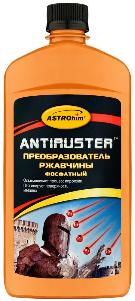 Преобразователь ржавчины фосфатный Astrohim, 500 мл. АС-466АС-466Преобразователь ржавчины фосфатный Astrohim Ас-466, 500 мл