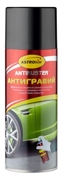 Антигравий ASTROhim, цвет: черный, 520 мл