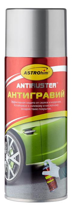 Антигравий ASTROhim, цвет: серый, 520 мл