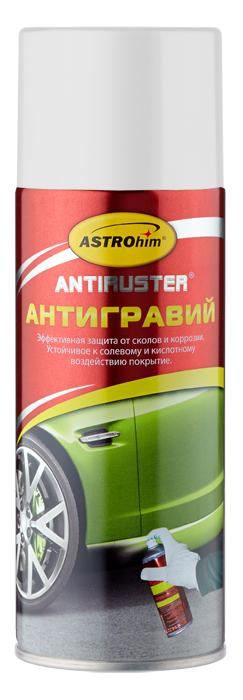 Антигравий ASTROhim, цвет: белый, 520 мл