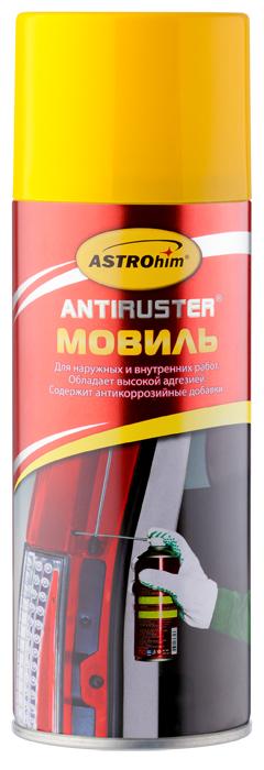 Мовиль Astrohim Antiruster, аэрозоль, 520 мл. АС-487АС-487Мовиль Astrohim АС-487 Antiruster аэрозоль, 520 мл