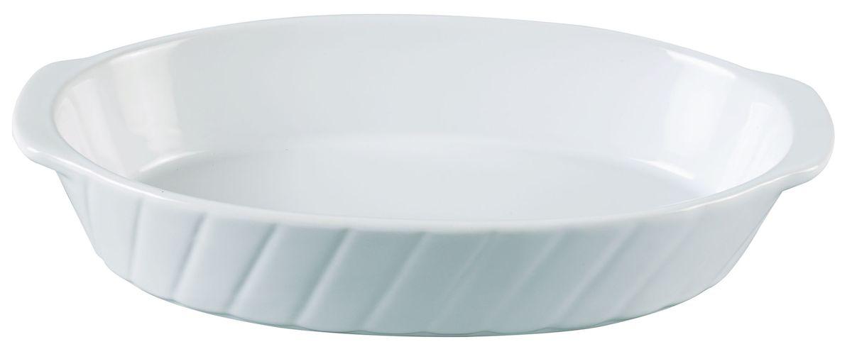 Форма для запекания Axentia, овальная, 29,5 х 17,5 см124169Овальная форма для запекания Axentia выполнена из керамики с фаянсовым покрытием, что обеспечивает оптимальное распределение тепла. Изделие оснащено удобными ручками. Пригодна для использования в микроволновых печах, морозильных камерах, духовках и для мытья в посудомоечной машине. Размер формы (по верхнему краю): 29,5 см х 17,5 см. Высота стенки: 5,5 см.