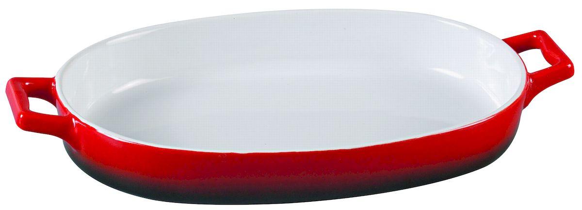 Форма для запекания Axentia, овальная, 30 х 17 см124173Овальная форма для запекания Axentia выполнена из керамики с фаянсовым покрытием, что обеспечивает оптимальное распределение тепла. Изделие оснащено удобными ручками. Пригодна для использования в микроволновых печах, морозильных камерах, духовках и для мытья в посудомоечной машине. Размер формы (по верхнему краю): 30 см х 17 см. Высота стенки: 4 см.
