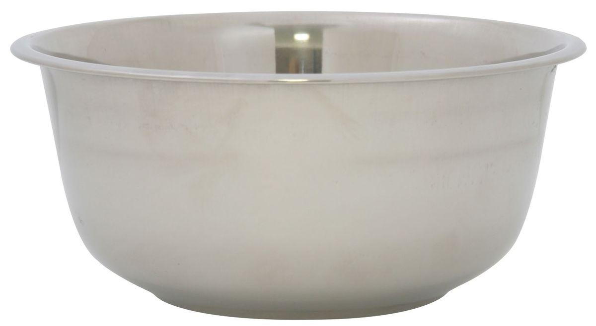 Миска Axentia, диаметр 24 см220099Миска Axentia изготовлена из нержавеющей толстолистовой стали. Удобная посуда прекрасно подойдет для походов и пикников. Прочная, компактная миска легко моется. Отлично подойдет для горячих блюд. Диаметр миски: 24 см.