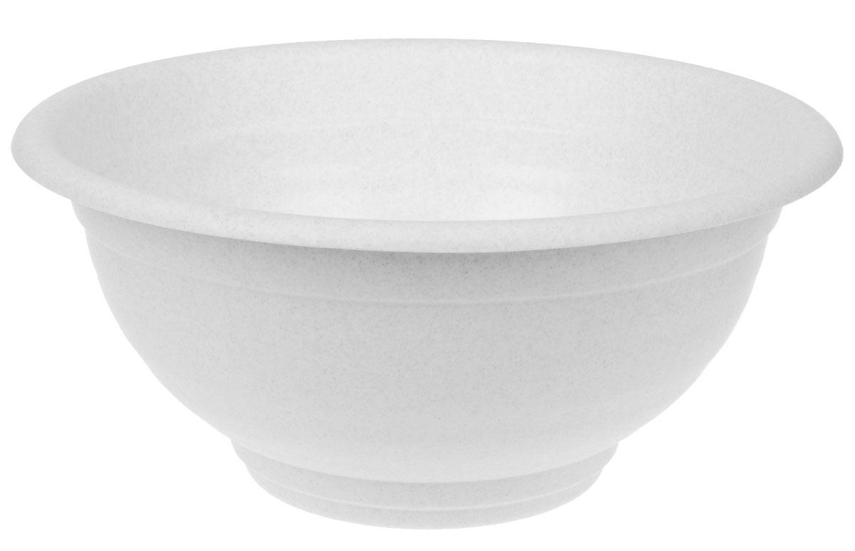 Кашпо Idea Ламела, цвет: мраморный, диаметр 30 смМ 8511Кашпо Idea Ламела изготовлено из высококачественного полипропилена. Изделие прекрасно подходит для выращивания растений и цветов в домашних условиях. Лаконичный дизайн впишется в интерьер любого помещения. Диаметр кашпо: 30 см. Высота: 14 см.