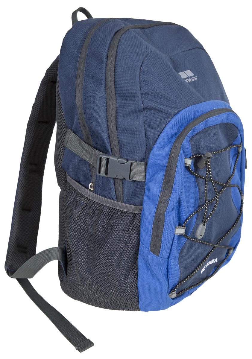 Рюкзак городской Trespass Albus, цвет: голубой, 30 лUUACBAC10004