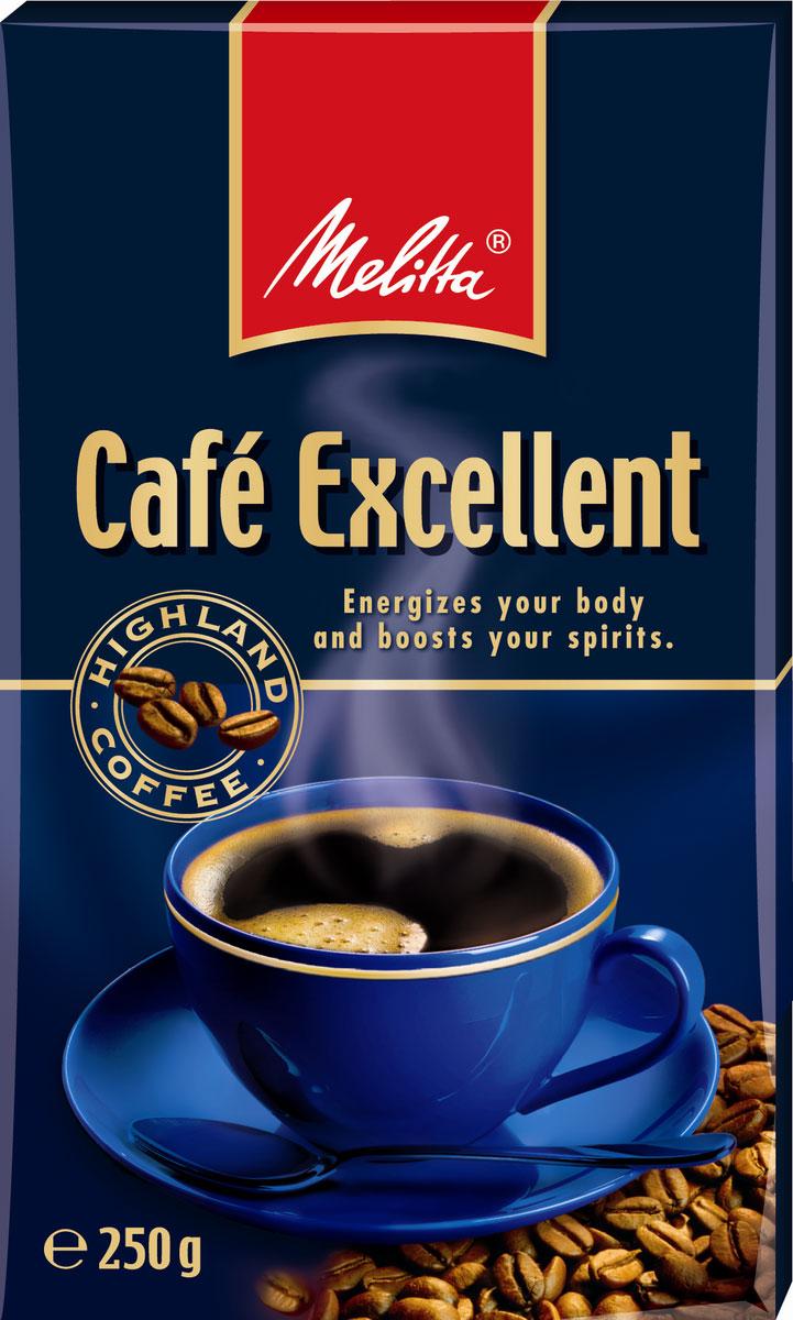 Melitta Excellent кофе молотый, 250 г00284