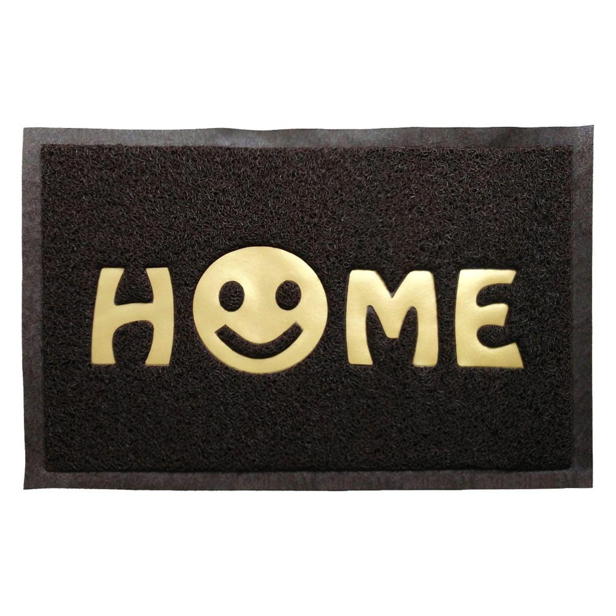 Коврик придверный Vortex Home, пористый, 40 х 60 см22405Ворс коврика Vortex изготовлен из полимерного материала. Коврик Vortex гармонично впишется в интерьер вашего дома и создаст атмосферу уюта и комфорта. Изделие отлично подойдет как для использования в доме, так и снаружи.