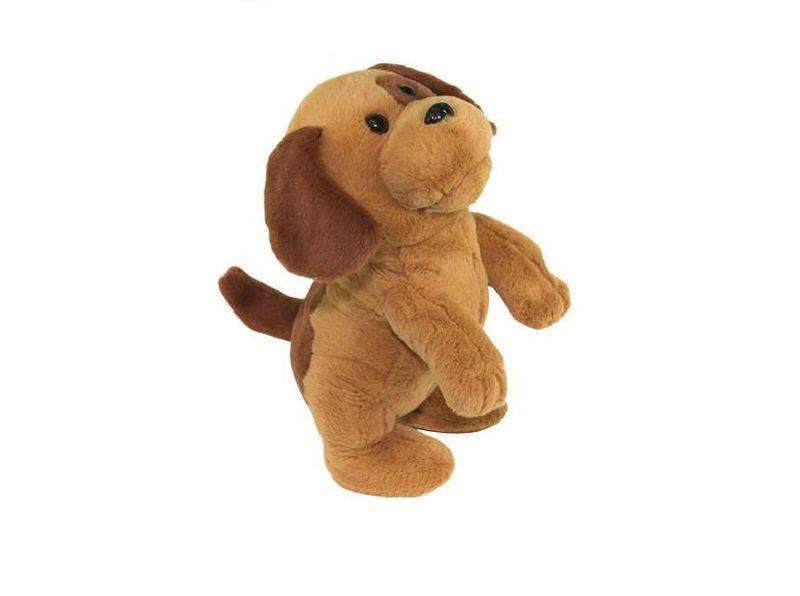 Музыкальные подарки Мягкая игрушка Ласковый щенокYCEV-0214«Ласковый щенок» это умилительная маленькая собачка –щенок, он двигается на задних лапках и танцует под замечательную детскую песенку «Маленький щенок».
