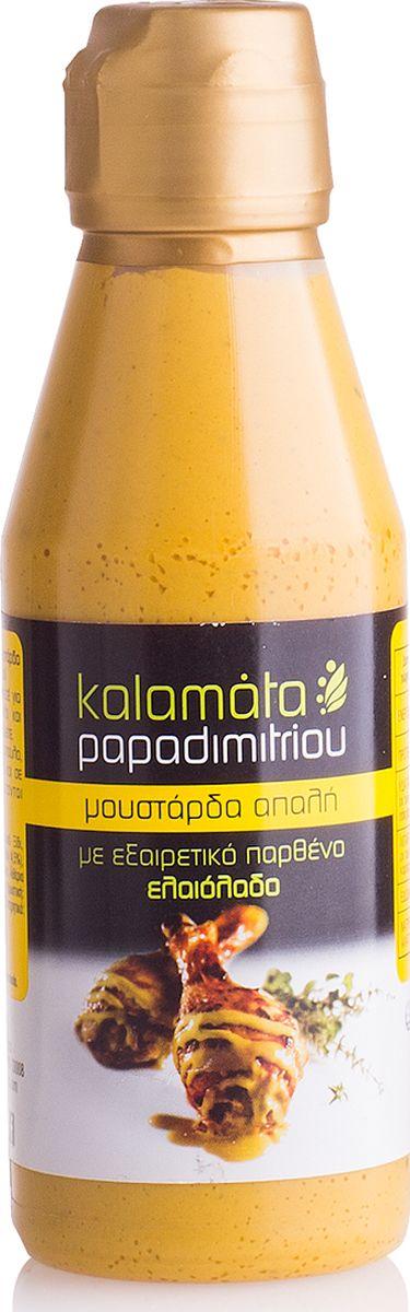 Papadimitriou горчица мягкая с оливковым маслом, 200 г12.0020