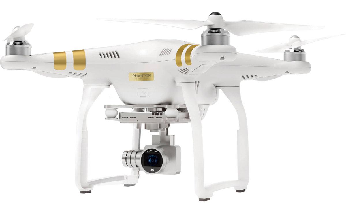 DJI Квадрокоптер на радиоуправлении Phantom 3 Professional35751Квадрокоптер DJI Phantom 3 Professional - это камера для полетов, в которой многолетний опыт аэросъемки сосредоточен в одной компактной, простой в применении системе. При помощи этого квадрокоптера вы можете снимать видео с разрешением 4K при 30 кадрах в секунду и фотографии с разрешением 12 мегапикселей, отличающиеся большей резкостью и четкостью, чем когда-либо прежде. Объектив f/2.8 имеет угол зрения 94° и фактически устраняет нежелательные искажения, которые могут наблюдаться у других камер, не предназначенных для аэросъемки. Объектив состоит из 9 отдельных элементов, включая два несферических элемента, благодаря чему снижается вес и сложность конструкции без ущерба для качества изображения и появляется возможность увидеть самые яркие и правдивые цвета, которые могут быть в жизни. Благодаря технологиям стабилизации подвеса, ставшим отраслевым стандартом компании DJI, ваша камера удерживается в идеально стабильном состоянии вне зависимости от...
