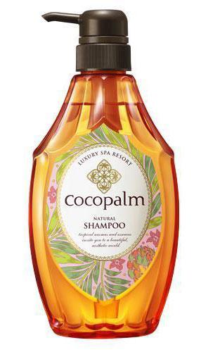 CocoPalm Шампунь серии Luxury SPA Resort для оздоровления волос и кожи головы Cocopalm Natural Shampoo 600 мл26122/26108/37Шампунь бережно очищает и питает волосы и кожу головы, обогащая их полезными витамина- ми и минералами. кожу головы, обогащая их полезными витамина- ми и минералами.