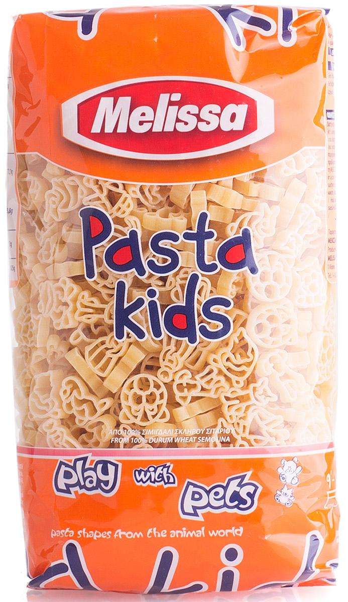 Melissa Kids паста Животные, 500 г14.0014Паста Melissa Животные созданы специально для маленьких гурманов. Изготовлены макаронные изделия из высококачественного сырья от известного греческого производителя. Ваши дети будут в восторге! Время приготовления: 9 - 10 минут.