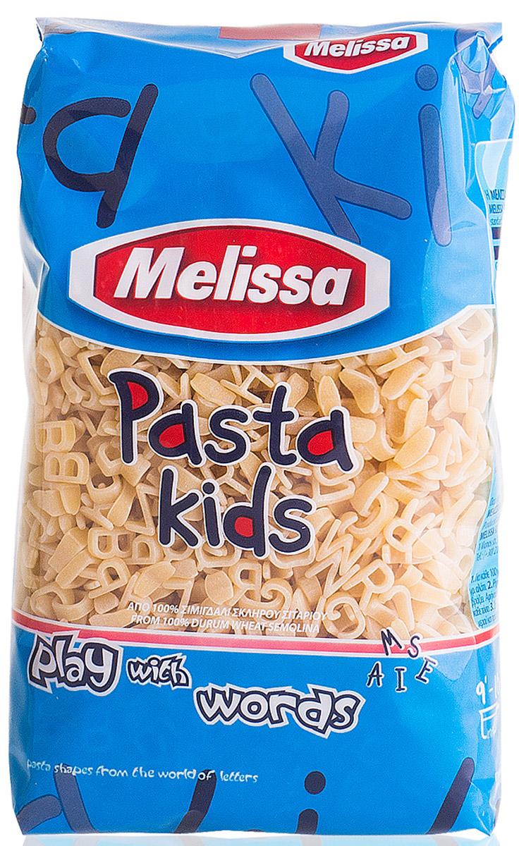 Melissa Kids паста Буквы, 500 г14.0015Продукция компании Melissa производится в Греции и готовится по собственному рецепту, сохраняющему вкус твердых сортов пшеницы. Паста имеет светлый оттенок, как в сыром, так и в готовом виде, и сохраняет идеальную текстуру при приготовлении. Продукция Melissa завоевала многочисленных поклонников благодаря высокому качеству в Греции и по всему миру. Среди других продуктов детская линейка макаронных изделий по праву занимает достойное место.