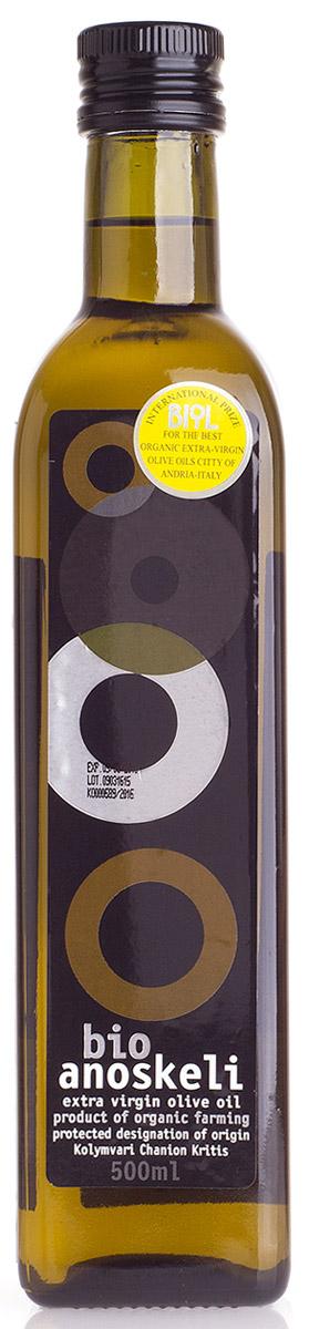 Anoskeli масло оливквое Extra virgin БИО, 500 мл