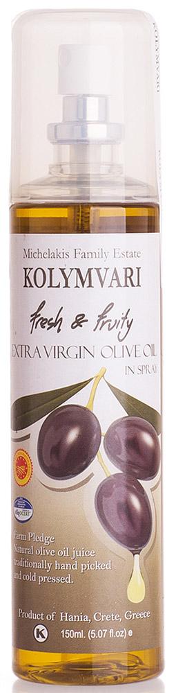 Kolymvari масло оливковое Extra virgin спрей, 150 мл