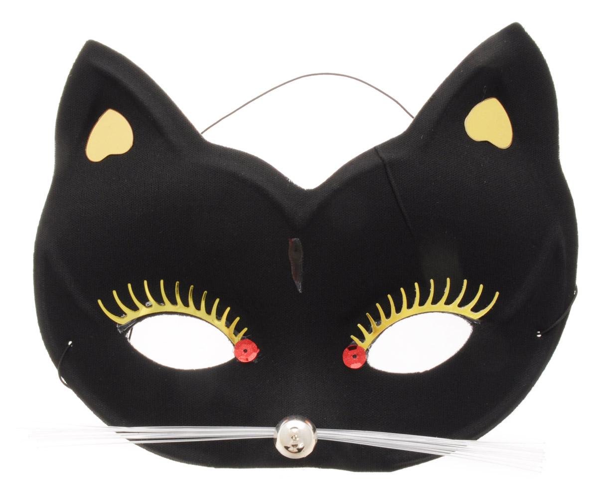 Rio Маска карнавальная Кошка цвет черный