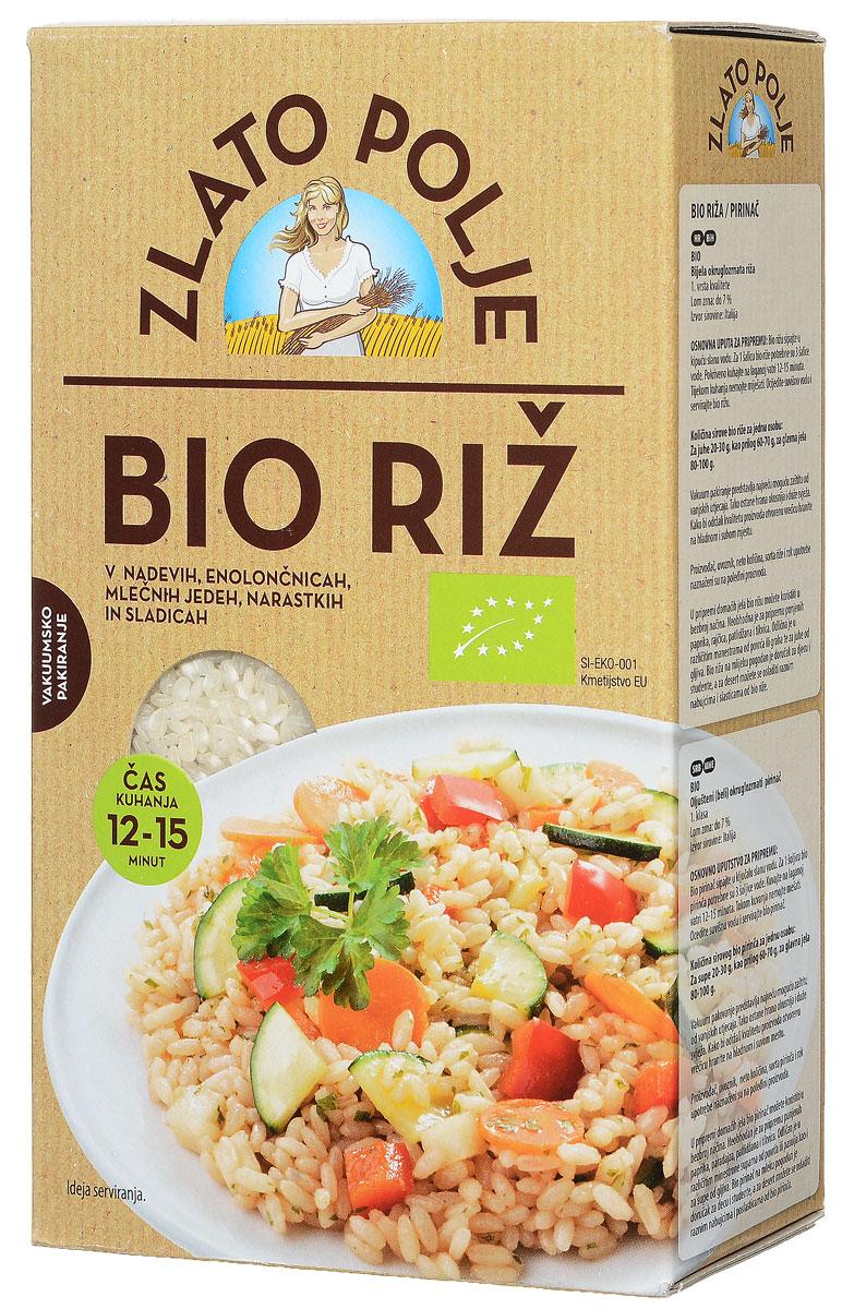 Zito Zlato Polje Bio Крупа рисовая органическая, 800 г 3400007