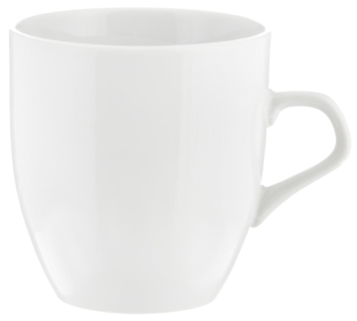 Кружка Фарфор Вербилок Тюльпан, 270 мл3903000БКрасивая кружка Фарфор Вербилок Тюльпан способна скрасить любое чаепитие. Изделие выполнено из высококачественного фарфора. Посуда из такого материала позволяет сохранить истинный вкус напитка, а также помогает ему дольше оставаться теплым. Объем кружки: 270 мл. Диаметр по верхнему краю: 8,2 см. Диаметр основания: 5,5 см. Высота кружки: 8,5 см.