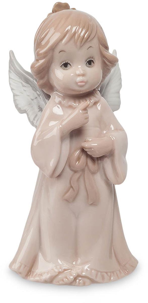 Фигурка Pavone Ангел. JP-05/ 9JP-05/ 9Фигурка Ангела высотой 12 см. Агнес символизирует совесть и человеколюбие.