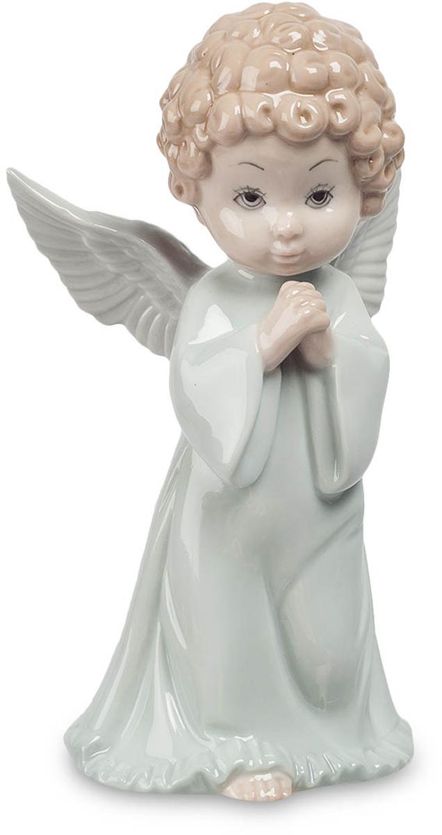 Фигурка Pavone Ангел. JP-05/17JP-05/17Фигурка Ангела высотой 16 см. Элина - ангел красоты и домашнего очага.