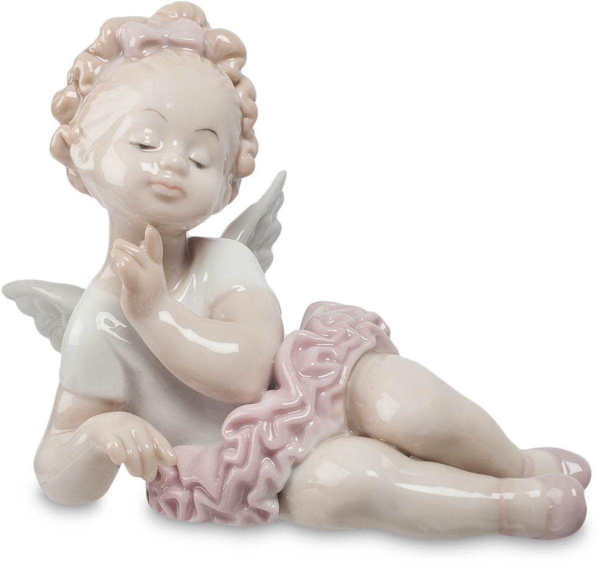 Фигурка Pavone Балерина-ангелочек. JP-27/13JP-27/13Фигурка Ангела высотой 12 см.
