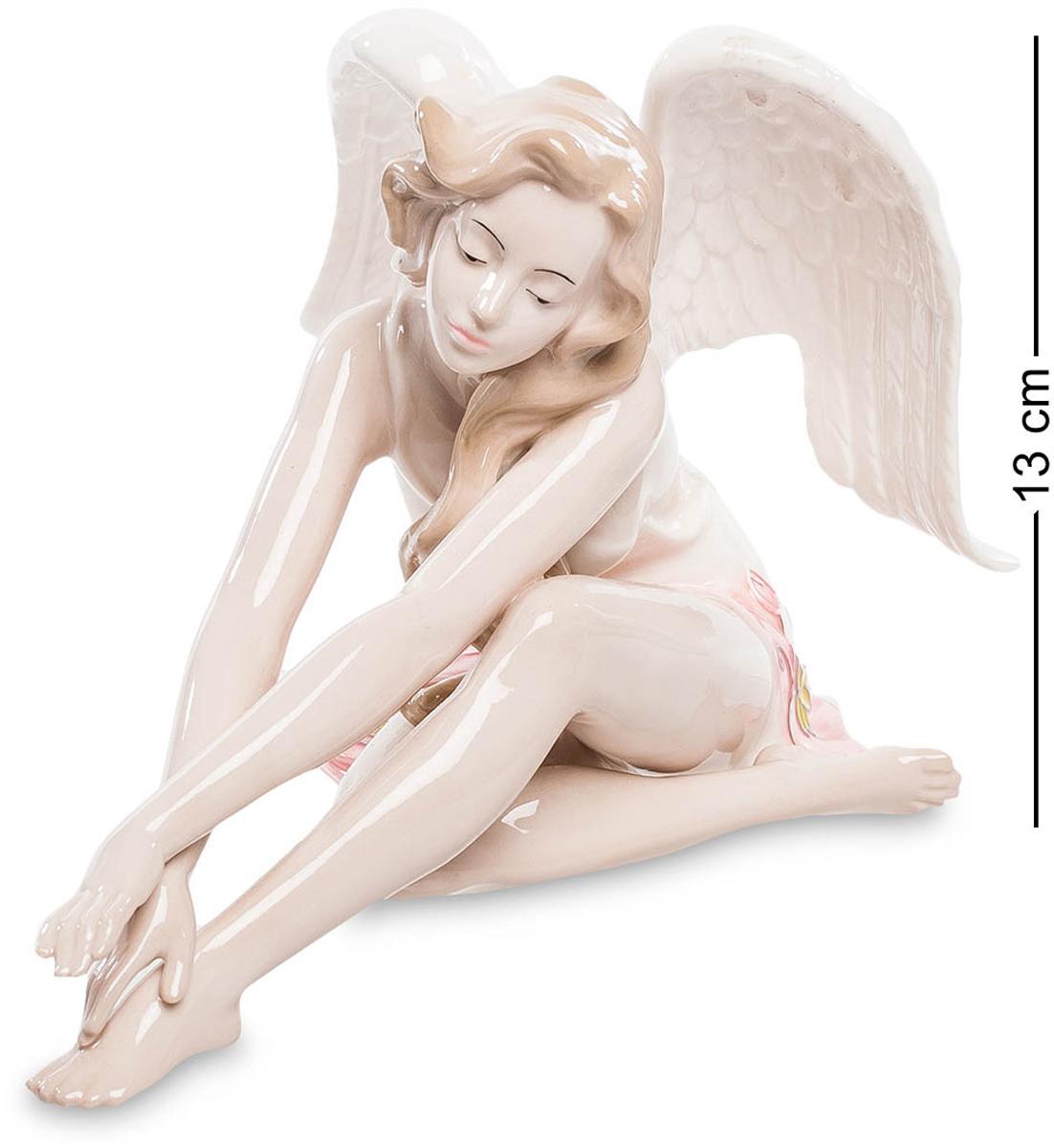 Фигурка Pavone Ангел. JP-764/ 5JP-764/ 5Фигурка Ангела высотой 13 см. Нирвана - высшая степень наслаждения. Для кого-то это, к примеру, теплый кофе и плед.