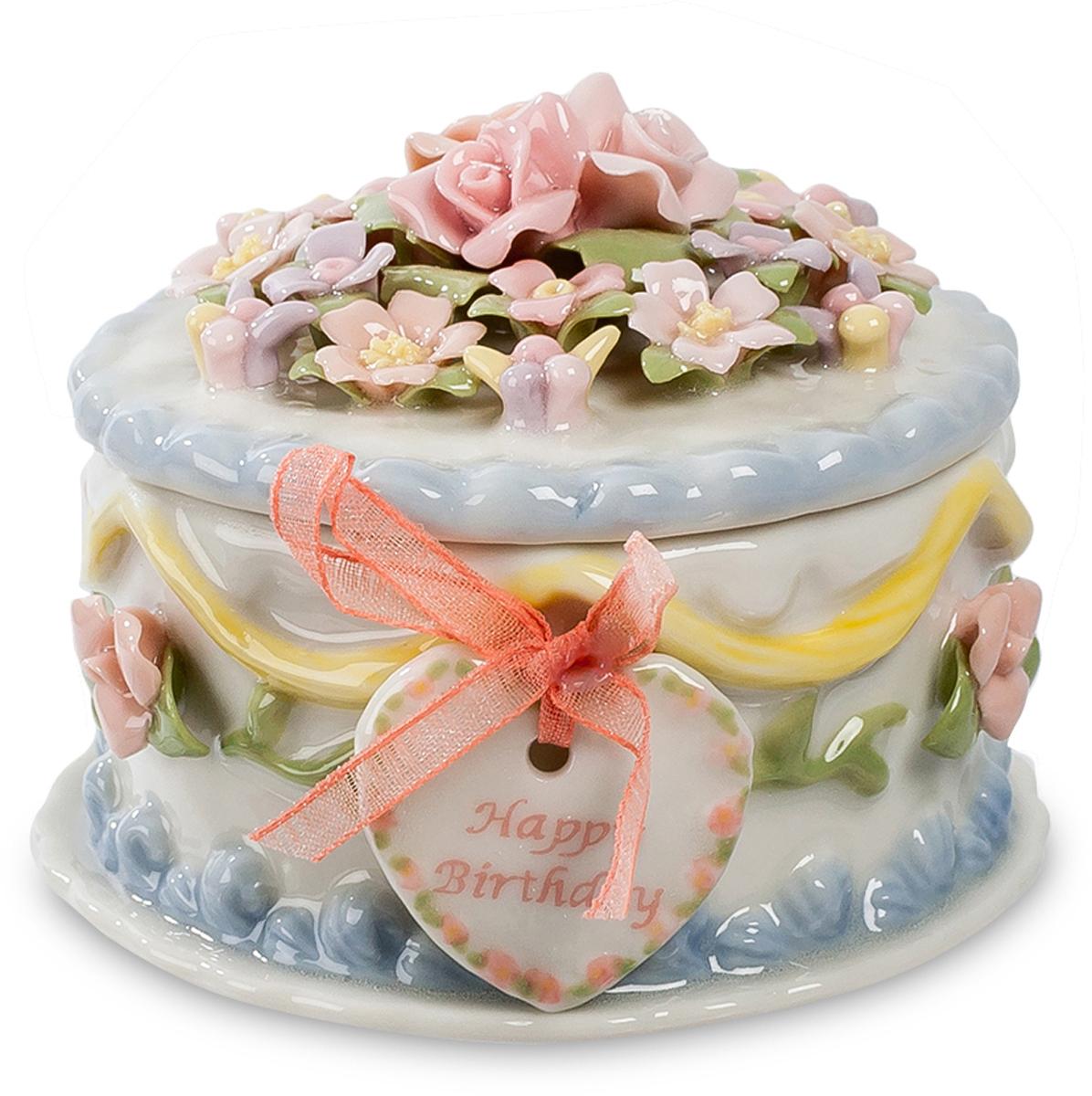 Шкатулка Pavone Праздничный торт. CMS-33/44CMS-33/44Шкатулка Праздничный торт (Pavone)