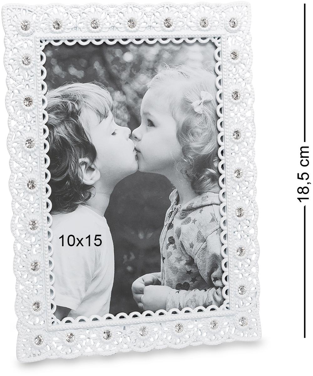 Фоторамка Bellezza Casa Искры любви, фото 10х15. CHK-200CHK-200Фоторамка для фотографий 10х15 см. Несмотря на развитие высоких технологий, искусство фотографии живо и активно развивается. И все мы, часто пересматриваем старые и новые фото, тем самым оживляя воспоминания о самых прекрасных и родных нашему сердцу мгновениях жизни.