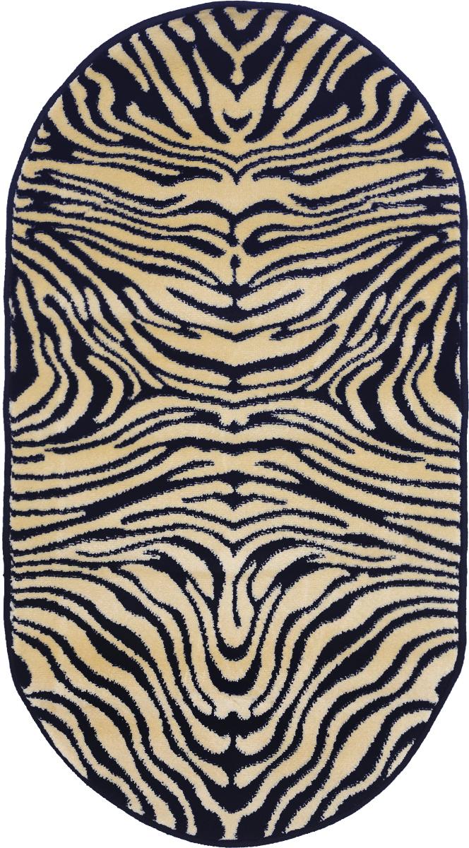Ковер Kamalak Tekstil, овальный, 60 x 110 см. УК-0037УК-0037Ковер Kamalak Tekstil изготовлен из прочного синтетического материала heat-set, улучшенного варианта полипропилена (эта нить получается в результате его дополнительной обработки). Полипропилен износостоек, нетоксичен, не впитывает влагу, не провоцирует аллергию. Структура волокна в полипропиленовых коврах гладкая, поэтому грязь не будет въедаться и скапливаться на ворсе. Практичный и износоустойчивый ворс не истирается и не накапливает статическое электричество. Ковер обладает хорошими показателями теплостойкости и шумоизоляции. Оригинальный рисунок позволит гармонично оформить интерьер комнаты, гостиной или прихожей. За счет невысокого ворса ковер легко чистить. При надлежащем уходе синтетический ковер прослужит долго, не утратив ни яркости узора, ни блеска ворса, ни упругости. Самый простой способ избавить изделие от грязи - пропылесосить его с обеих сторон (лицевой и изнаночной). Влажная уборка с применением шампуней и моющих средств не противопоказана. ...