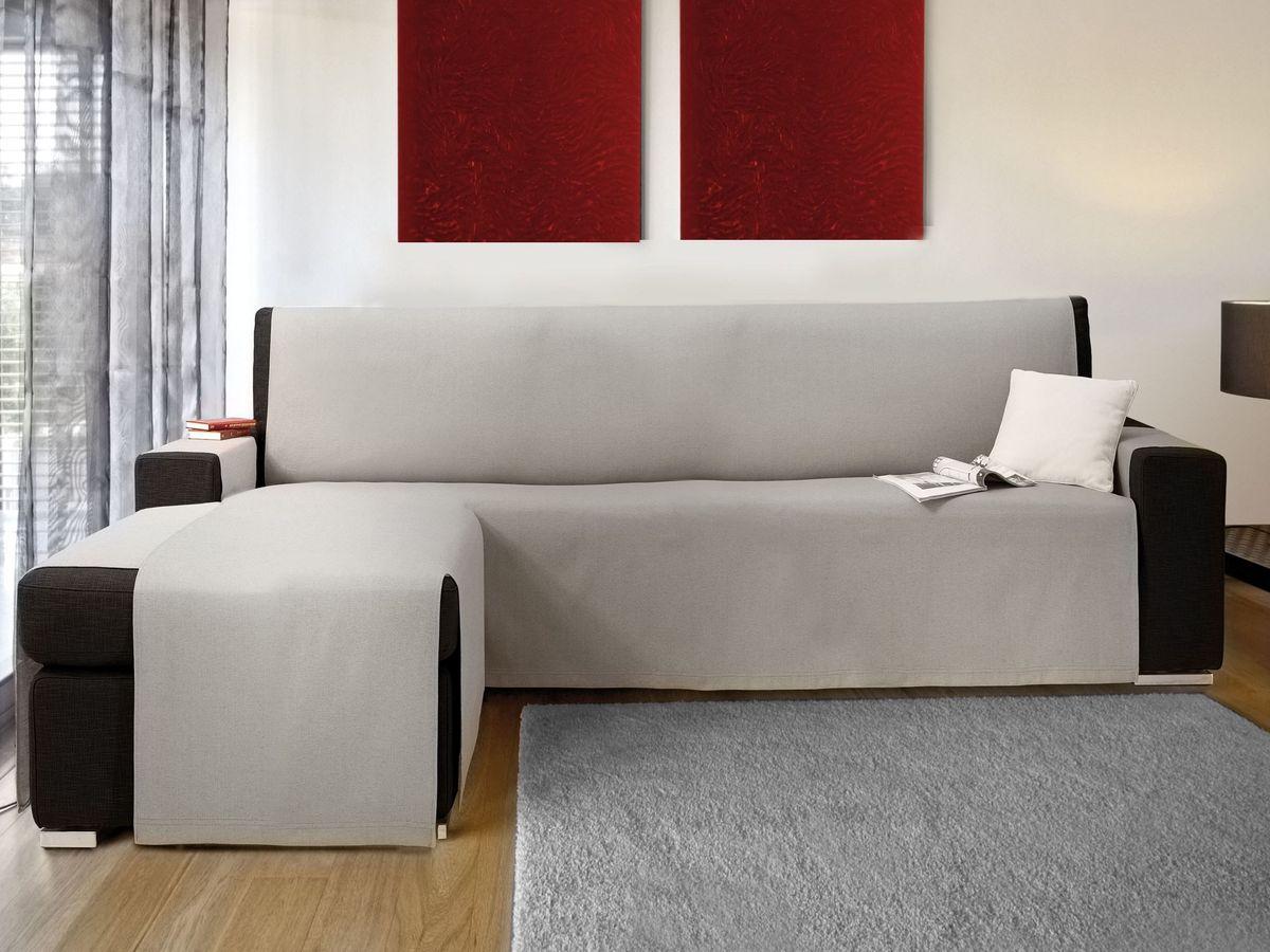 Чехол на мебель Медежда «Иден», угловой, левый угол, цвет: светло-серый  комод пеленальный 70 см
