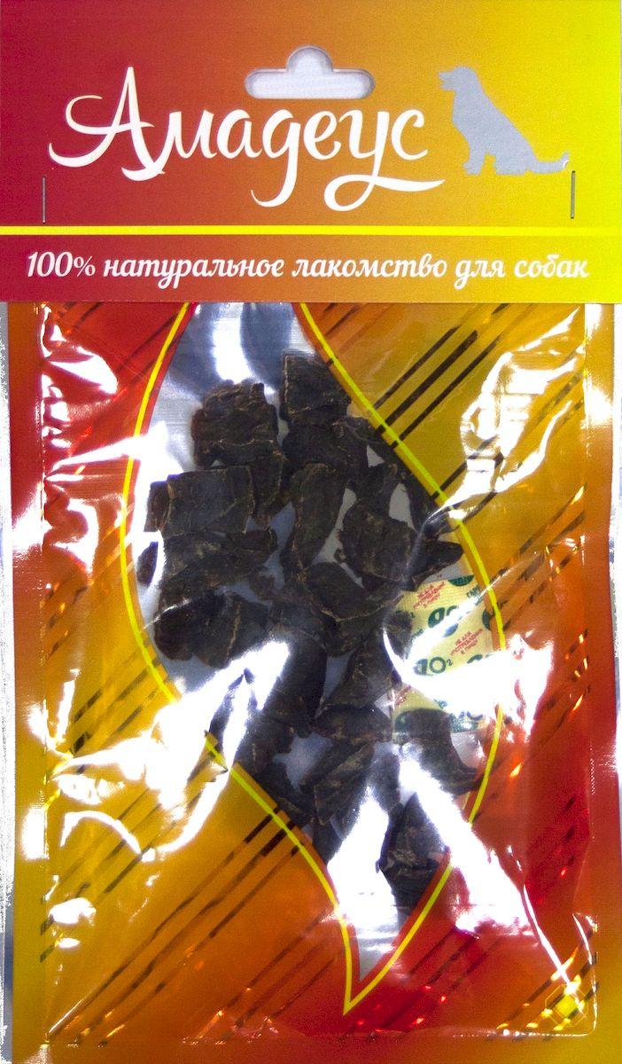 Лакомство для собак Амадеус Сердце говяжье, 50 г58537Лакомство для кошек Амадеус Легкое говяжье - 100% натуральный продукт почти без запаха, а также без содержания химических добавок. При сушке не использовались отбеливатели и консерванты. Лакомство изготавливается из тщательно отобранного и проверенного высококачественного отечественного сырья. Содержит низкокалорийный, легкоусвояемый, гипоаллергенный белок. Продукт богат витаминами и ферментами микрофлоры желудка жвачных животных. Рекомендовано для профилактики витаминного и ферментного дефицита у собак и кошек всех пород и возрастов. Товар сертифицирован.